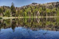Großer Rachel - Rachelsee (Karsee)