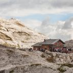 Büllelejochhütte, 2528m