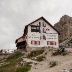 Dreizinnenhütte, 2405m