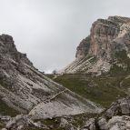Hochtal zur Dreizinnenhütte