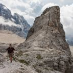 Aufstieg Zsigmondyhütte zur Büllelejochhütte