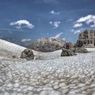 Dolomiten - Lagazuoi-Hochfläche