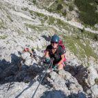 Pisciadu Klettersteig