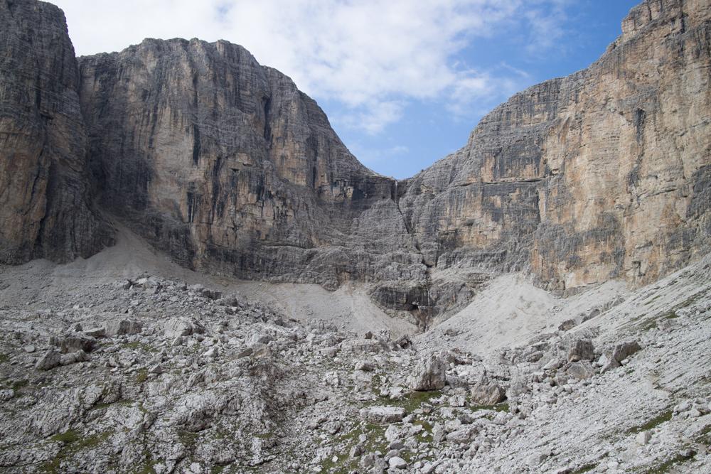 Vallon Klettersteig : Piz boè vallonsteig klettersteig