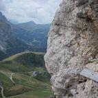 Madonna am Klettersteig