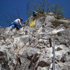 Drachenwand - Am Aufstieg