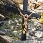 Drei Zwerge - Kreuz