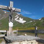 Tauernkreuz - Am Abstieg von der Hagener Hütte nach Mallnitz