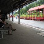 Bahnhof Mallnitz in Kärnten, Rückreise