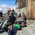 Similaunhütte am Niederjoch (3019m)