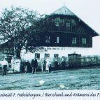Scheureck - Bierschänke und Krämerei der Familie Habelsbergereurek_bierschank
