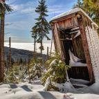 Große Aussicht beim kleinen Häuschen (Nationalpark Bayerischer Wald)