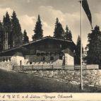 Lusenschutzhaus im Jahr 1939