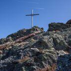 Gipfelkreuz Kleiner Osser