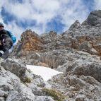 Abstieg Südwand-Klettersteig
