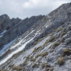 Gipfelgrat Persailhorn