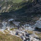 Aufstieg Wildental-Klettersteig