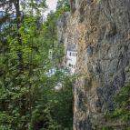 Abstieg ins Tal - Einsiedelei