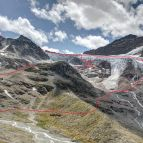 Route (Piz Buin)