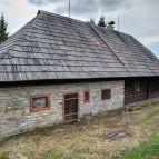 Böhmisches Rachelhaus, Rachelhütte