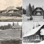 Alte Fotos v. Rachelhaus, Rachelhütte