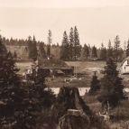 Rachelhaus und Rachelhütte 1936