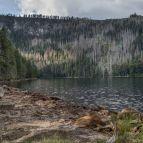 Schwarzer See - Blick zur Seewand