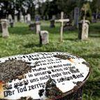 Friedhof der ehem. Siedlung Fürstenhut