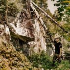 Am Nasenfelsen (Nasensteig) - Nationalpark Bayerischer Wald