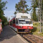 Hohe Tatra - Tatrabahn