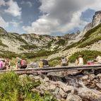 Hohe Tatra - Veľká Studená dolina (dt. Großes Kohlbachtal)