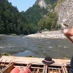 Hohe Tatra - Floßfahrt auf dem Dunajec, einem Grenzfluss zu Polen