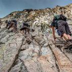 Hohe Tatra - Aufstieg zum Prience sedlo, Prinzensattel, 2352m