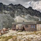 Hohe Tatra - Zbojnícka chata (Die Räuberhütte)