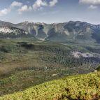 Hohe Tatra - Blick ins Tal der weißen Seen (Dolina Bielych plies)