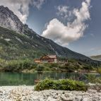Hohe Tatra - Chata pri Zelenom plese (Hütte beim Grünen See)