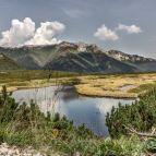 Hohe Tatra - Am Velke Trojrohe pleso