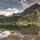 Hohe Tatra - Popradske pleso
