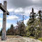 Kreuz am Großalmeyerschloß