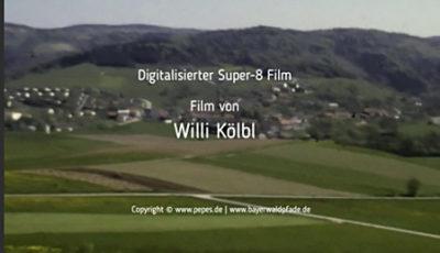 Alter Film von 1980 - Ringelai, Wasching