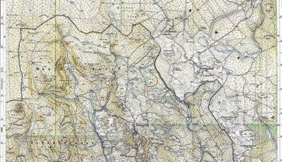 Alte topografische Karten *