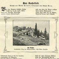 Das Rachellied
